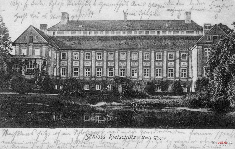 Rzeczyca, Pałac