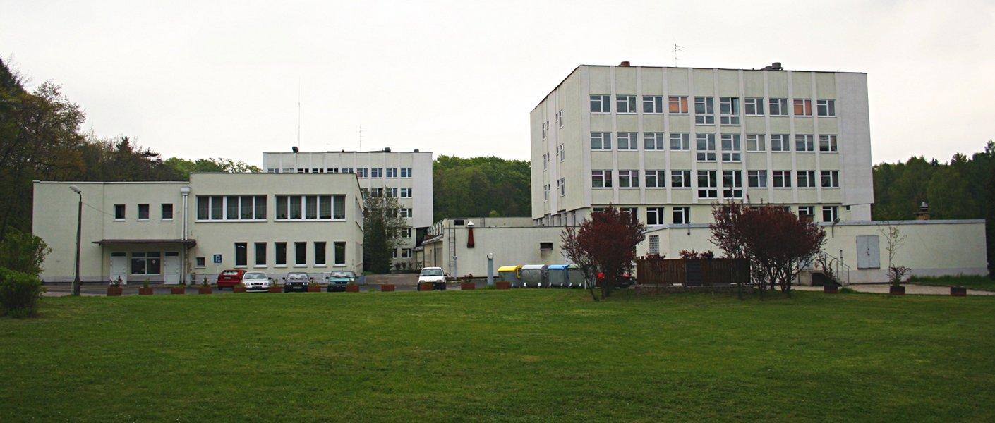 Tarnowskie Góry, Górnośląskie Centrum Rehabilitacji im. gen. Jerzego Ziętka