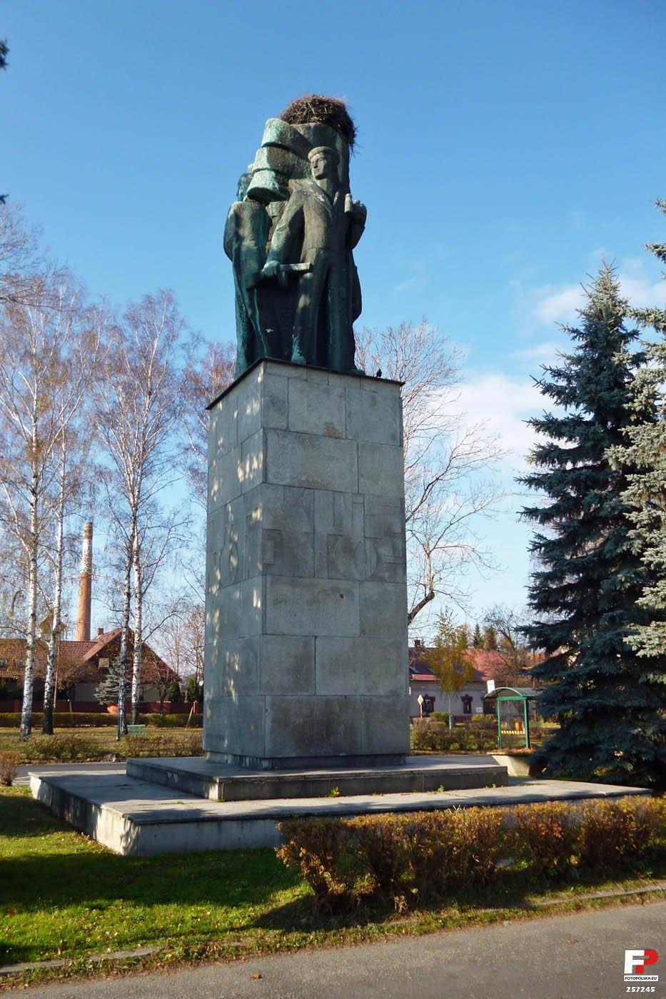 Pomnik Braterstwa Broni w Żywcu