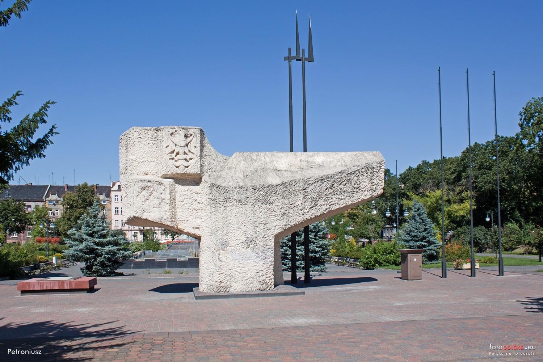 Pomnik Braterstwa Broni w Nowej Soli