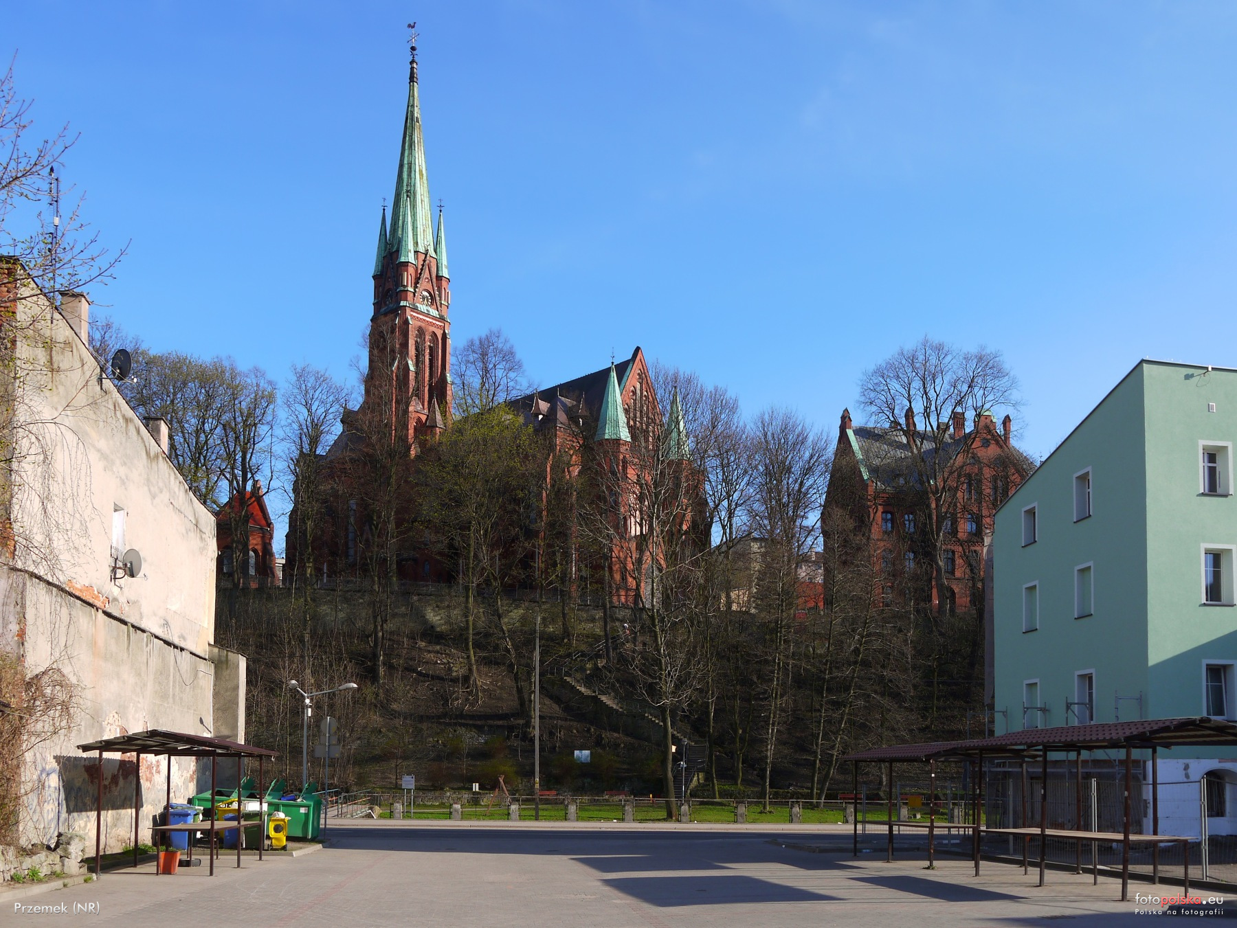 Kosciol Sw Mikolaja Katholische Pfarrkirche St Nikolaus Nowa
