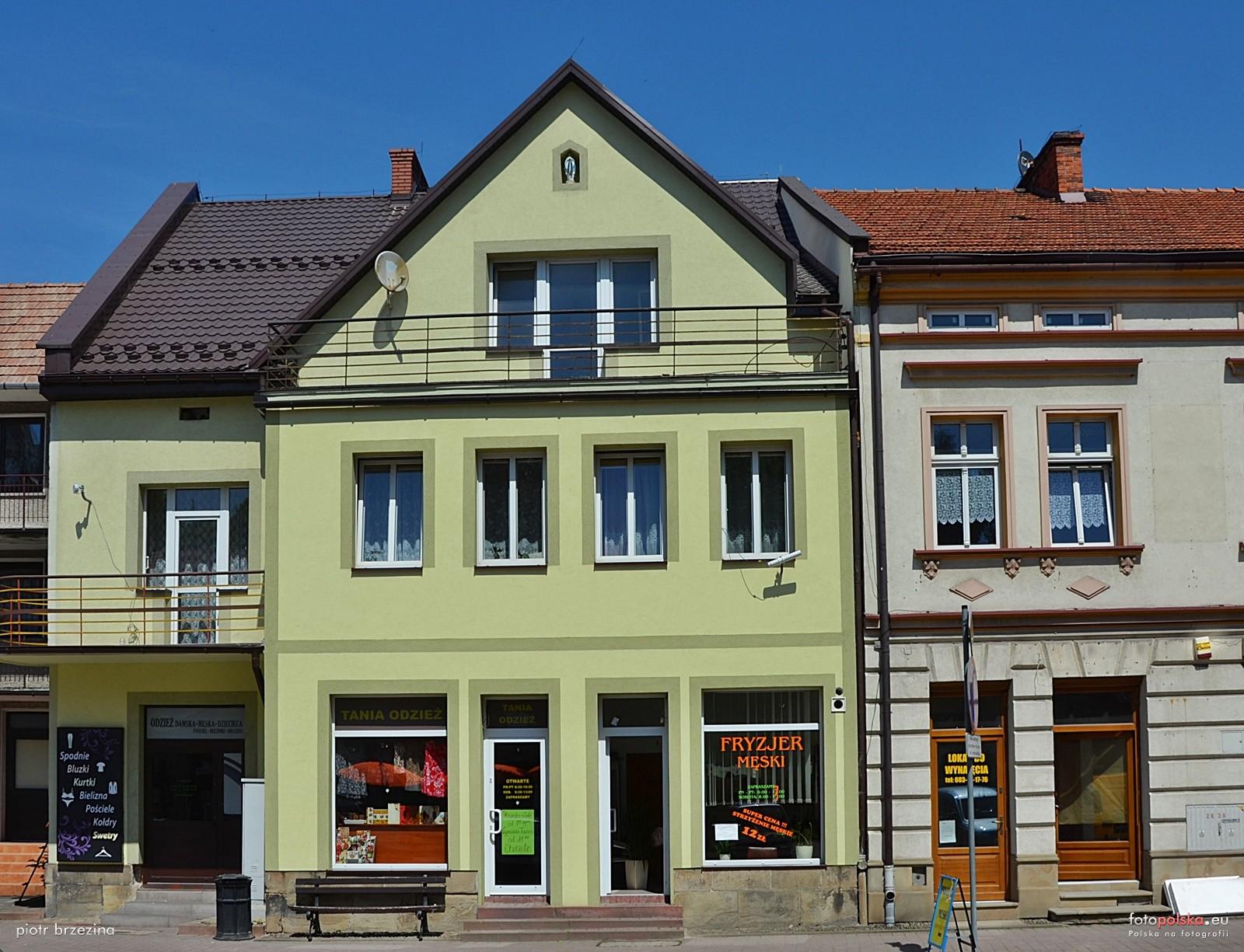 Dobczyce Rynek 32 Zdjęcia Mapa