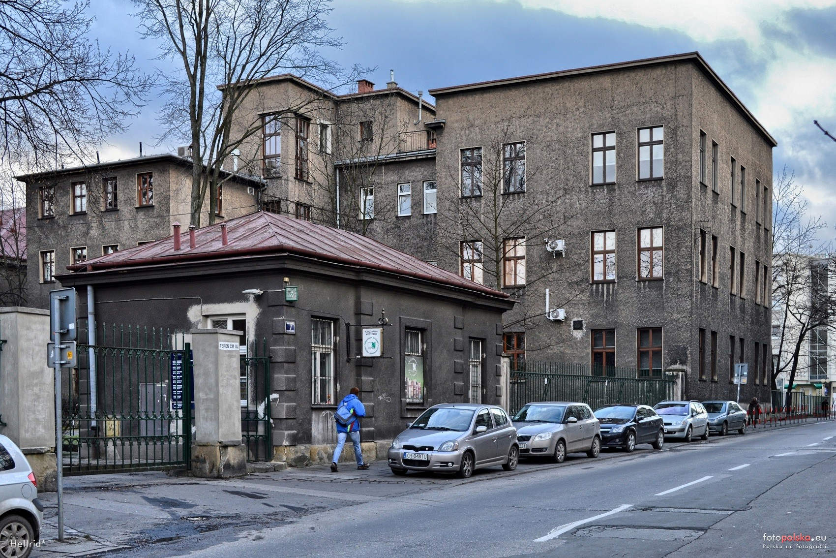 Krakow Katedra Biochemii Lekarskiej Uj Zdjecia Mapa