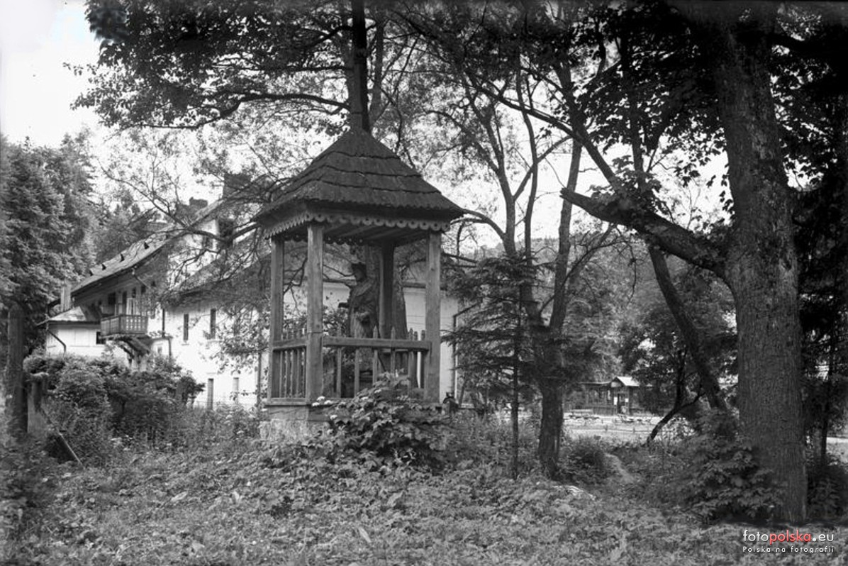 Kaplica św. Jana Kantego rok 1930
