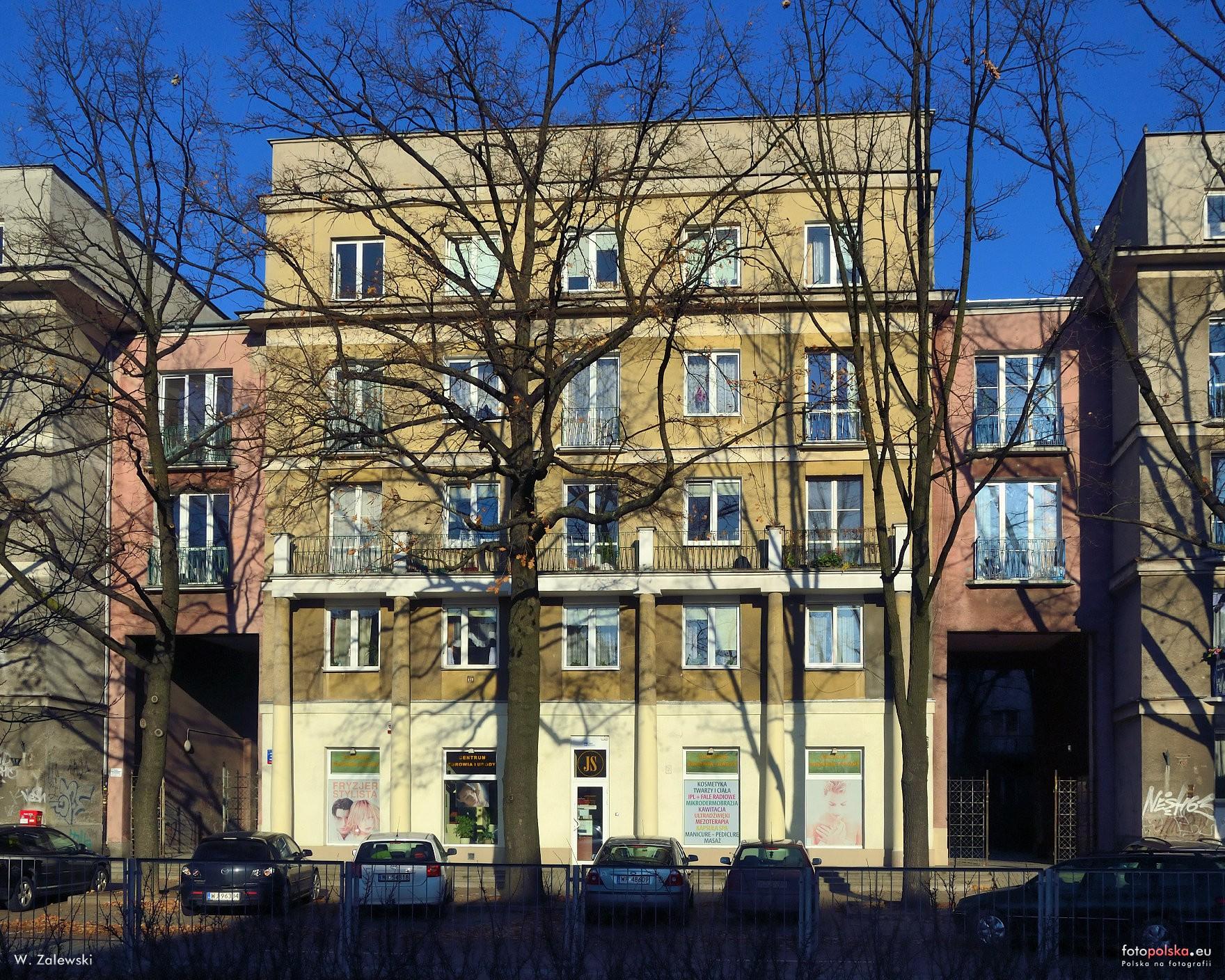 Kasprowicza 36 Warszawa Zdjęcia