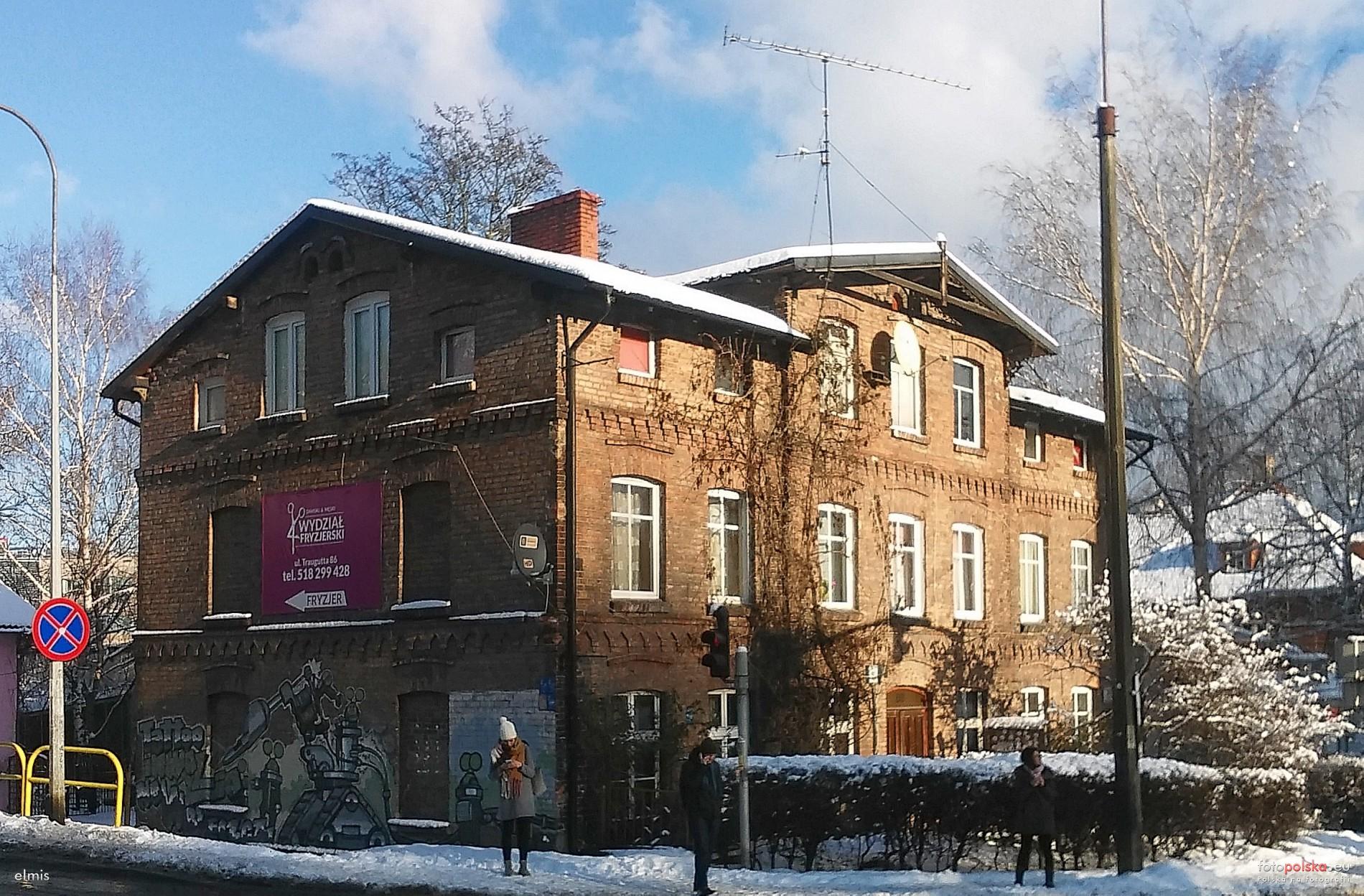 Traugutta 86 Gdańsk Zdjęcia