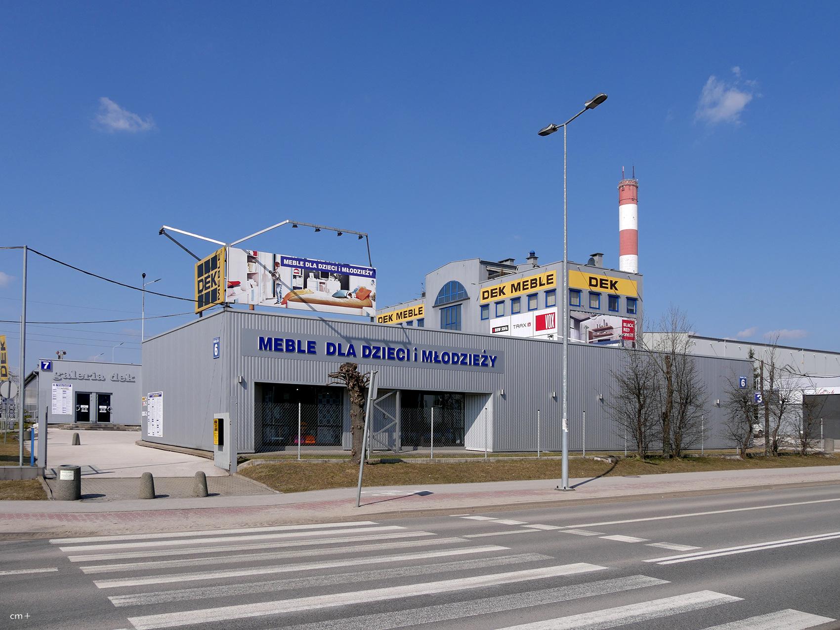 Centrum Handlowe Dek Meble Kielce Zdjęcia
