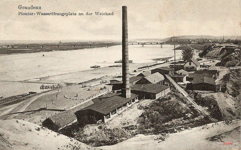 Cegielnia Grudziadz 1915 Rok Stare Zdjecia