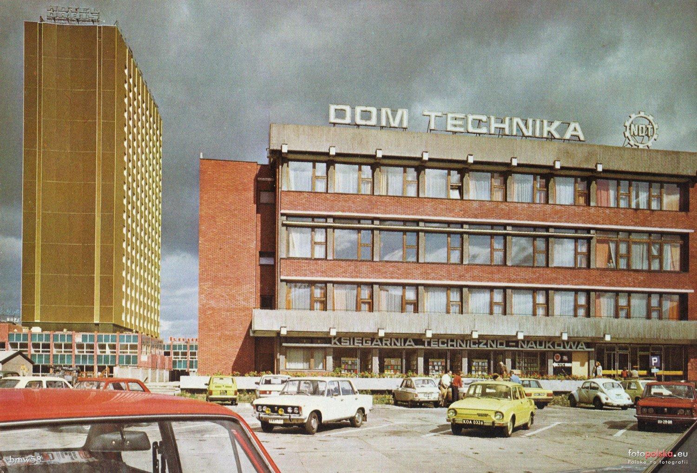 Znalezione obrazy dla zapytania dom technika gdańsk