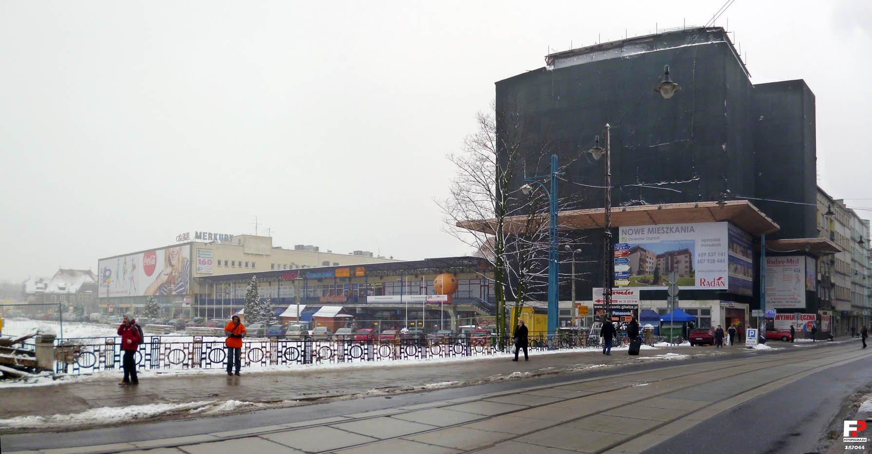 Gliwickie Centrum Handlowe Gliwice Zdjęcia