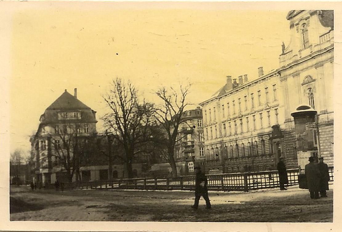 Kino Ognisko Legnica 1952 Rok Stare Zdjęcia