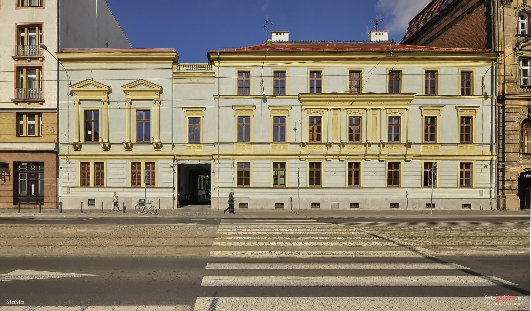 Mała Scena Teatru Capitol Rezydencja Przewodniczącego śląskiego