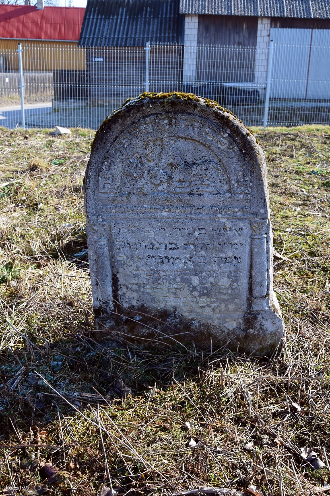 Cmentarz Zydowski Frampol Zdjecia