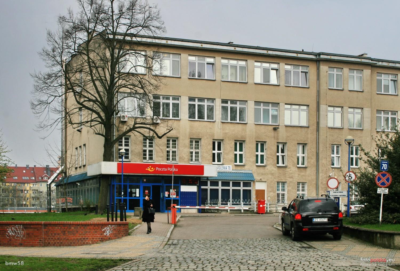 Poczta Polska Up Nr 5 Szczecin Zdjęcia