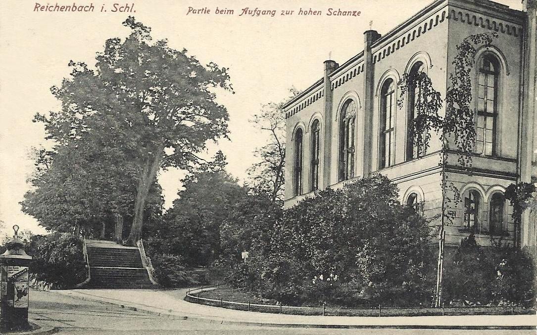 Bildergebnis für synagoga Dzierżoniów